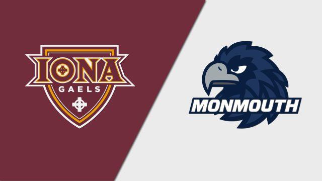 Iona vs. Monmouth (W Basketball)