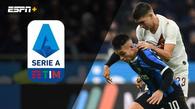 Tue, 12/10 - Serie A Full Impact: Another Inter-Roma classic