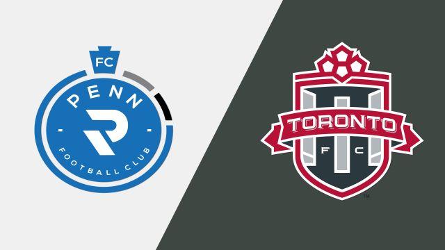 Penn FC vs. Toronto FC II (United Soccer League)