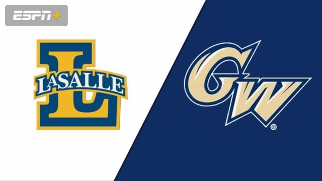 La Salle vs. George Washington (M Basketball)