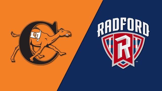 Campbell vs. Radford (W Soccer)