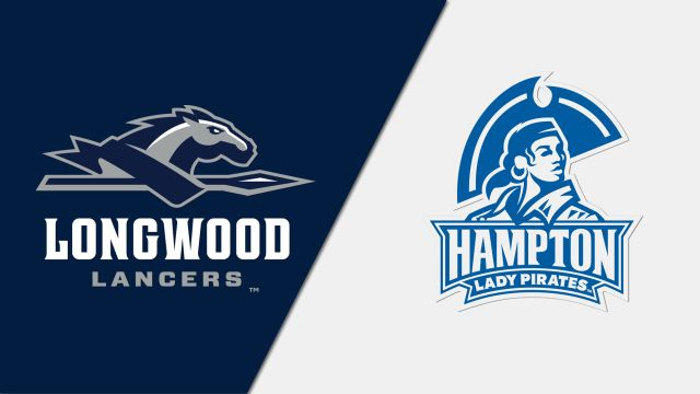Longwood vs. Hampton (W Basketball)