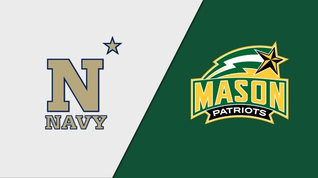 Navy vs. George Mason (Baseball)