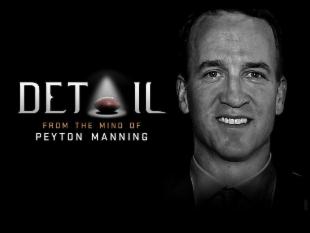 Detail: Peyton Manning