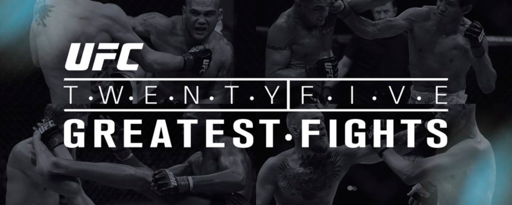 UFC 25 Greatest Fights