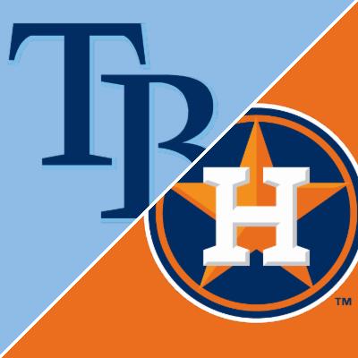 Rays vs. Astros - Game Recap - September 29, 2021 - ESPN