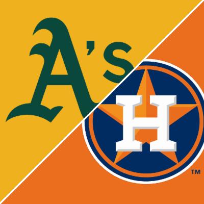 Athletics vs. Astros - Game Recap - October 1, 2021 - ESPN