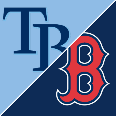 Rays vs. Red Sox