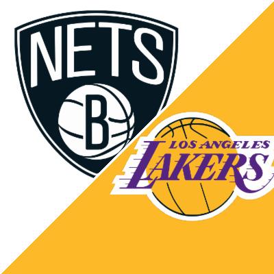 Nets Vs Lakers Game Summary February 18 2021 Espn