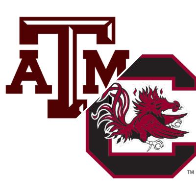 SEC Football: Texas A&M Aggies vs. South Carolina ...