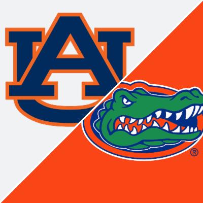 Sec Football Auburn Tigers Vs Florida Gators Box Score