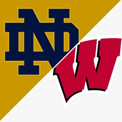 Follow live: Notre Dame's Coan faces former team Wisconsin in top-20 showdown thumbnail
