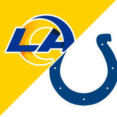 Rams vs. Colts - Game Summary - October 17, 2005 - ESPN