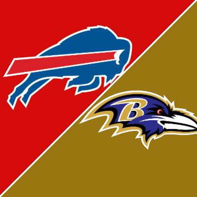 Bills Vs Ravens Game Summary September 9 2018 Espn