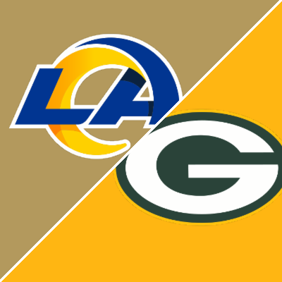 Follow live: Aaron Donald and the Rams look to slow down Aaron Rodgers and Packers at Lambeau Field