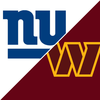 Follow live: Taylor Heinicke, WFT look to take down rival Giants