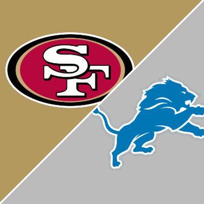 49ers vs. Lions - Game Summary - September 12, 2021 - ESPN