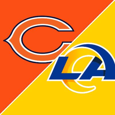 Bears vs. Rams - Game Preview - September 12, 2021 - ESPN