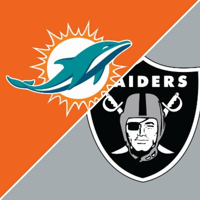 Follow live: Dolphins comeback forces OT in Las Vegas