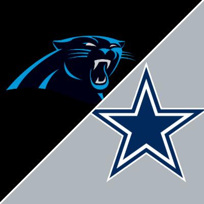 Panthers vs. Cowboys